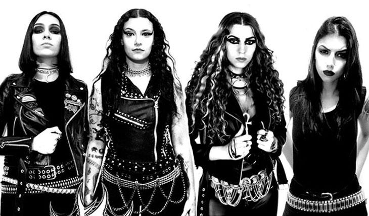NERVOSA: Fernanda Lira e Luana Dametto anunciam sua nova banda ...