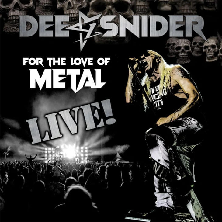 DEE SNIDER 'For The Love of Metal Live!'