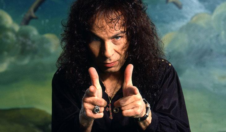 Ronnie James Dio: Colegas do BLACK SABBATH homenageiam o cantor no 10º  aniversário da sua morte - Revista Freak